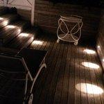 terrazzo by night