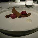 Dessert - VALRHONA MANJARI CHOCOLATE