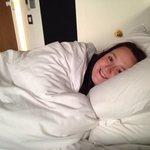 Beds were very comfy!