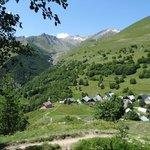 Village de Poingt Ravier au-dessus de Valloire