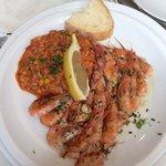 Fried shrimps dalmtian style 105 kuna