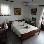 Bedroom at Room 9