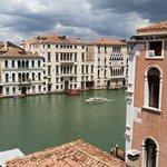 Utsikt från vår balkong:)