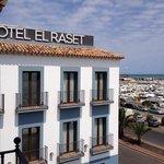 Hotel El Raset i Denia Spanien