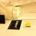 Suite - nightly turndown service