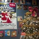 Christmas Tour Waiting Room