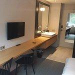 Zeer praktische en mooie kamer!