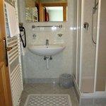 bagno stanza singola