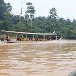 Transport long boat