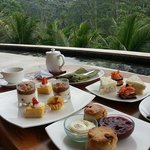 Sayan Afternoon Tea @ Four Seasons Bali