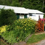 Photo de Adirondack Sunrise Motel & Cabins