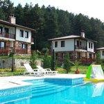 Houses & pool