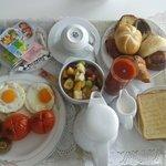 Завтрак :)