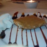 tarta de canela. recomendable 100%