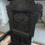 400 year old chair!