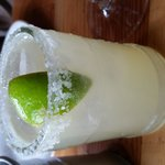 Margarita - very good but small