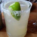 Margarita - very good but small