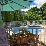 Two Bedroom Condo/Villa Heated Saltwater Pool