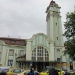 вокзал бургасс