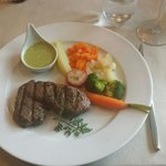Steak de cheval.