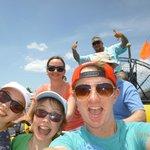 Speedy's airboat tour
