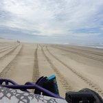 Beautiful ocean and dune views!