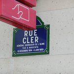 Rue Cler -Shopping/Dining