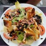 Salade excellente !!!!