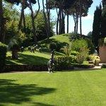 Lawns at Rome Cavalieri