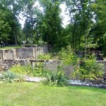 Old Foundation of  Uncompleted Formal Mansion