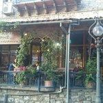 Toris taverna în Konitsa.