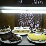 les bon gâteaux hum!!!