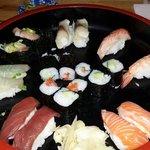 Tarawaya Japanese restaurant next door. Great Sushi!!