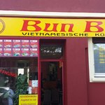 Great Vietnamese food across the street!