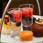 Sweet tooth selections of desserts.