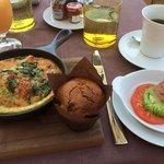 Breakfast at APEX
