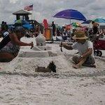 Great sans for sand castles