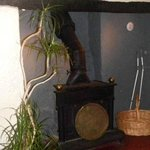 Moonraker ~ a warming fire for cold, wintry days