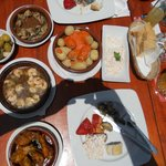 El Capitan tapas - different every day