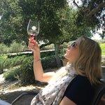 Wine bluff