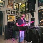 Joe - live music at Blues Bar