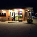 Wheels Motel Evening Check In