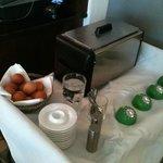 Frühstück/Breakfast - Eier zum selbst kochen