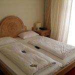 La camera, presa come singola
