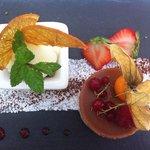 Dessert aka work of art