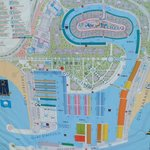 map of harbor