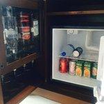 Mini-fridge Stocked everyday!