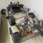 Car said to be in one of the Mad Max movies