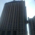 Outside Hilton - Niagra