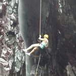 loved repelling!